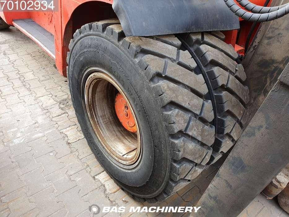 Linde H160-1200 Side shift - good tyres - 1993 - image 8
