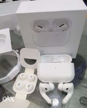 Airpods Pro مهبولة -  4