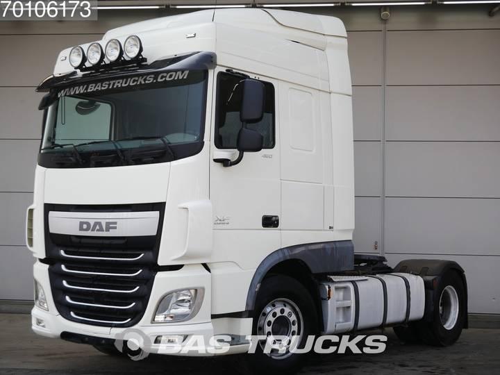 DAF XF 460 4X2 Intarder Hydraulik Euro 6 - 2015