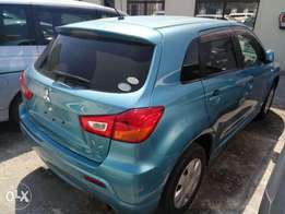 Blue Color Mitsubishi RVR KCN number