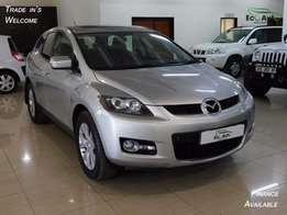 2008 Mazda CX-7 2.3 now available at Eco Auto Mbombela