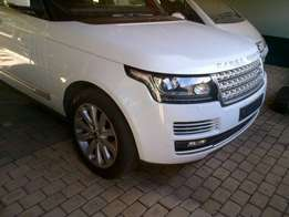 2013 Range Rover Vogue, 4.4 diesel HSE for sale, full house and FSH.