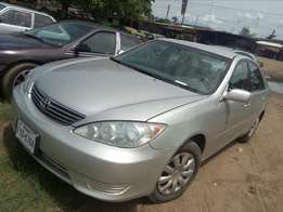 Toyota Camry LE 2006 Model