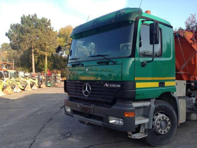 Mercedes-Benz ACTROS 1846 - 2002