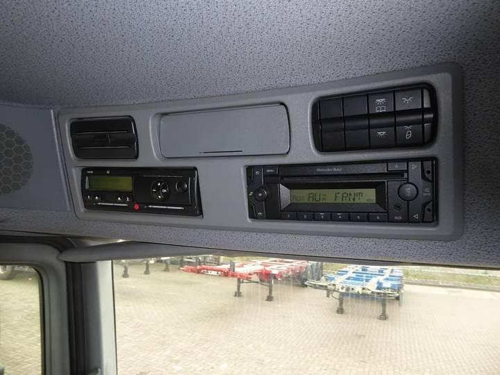 Mercedes-Benz ACTROS 2632 hiab 144bs3,remote,d - 2008 - image 9
