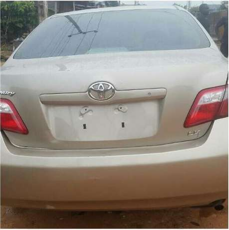 2008 Toyota Camry LE Toks Accident Free Super Clean VIN Available Surulere - image 5