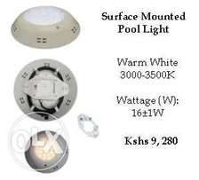 Surface Mounted Pool Light