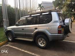 Prado TX UAR 2.7cc Petrol 1998 model very clean
