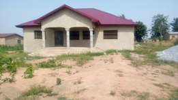 Uncompleted 3 bedroom house for sale(great location)