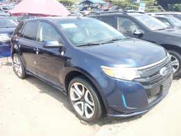 Toks 2012 Ford edge sports edition for sale