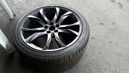19 inch rcz mags and tyres