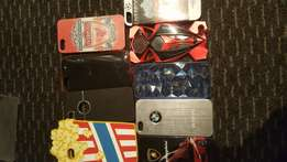 Iphone 5 samsung blackberry nokiaetc.unique covers assorted for sale