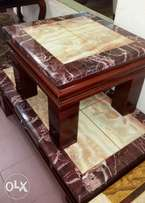 Brand new imported marble center table