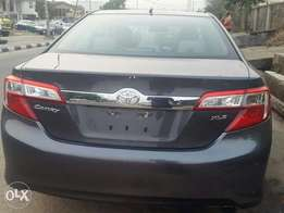 Toyota camry xle 2012 model full option