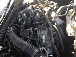 LEXUS is250 V6 Engine/Gearbox