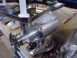 Stainless Steel Commercial Meat Mincer