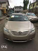 Tokunbo Muscle Camry 2008 model for quick sale