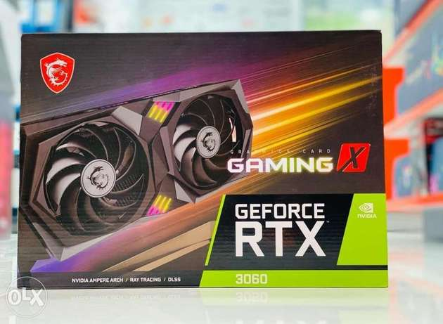 Palit RTX 3060 Available Now