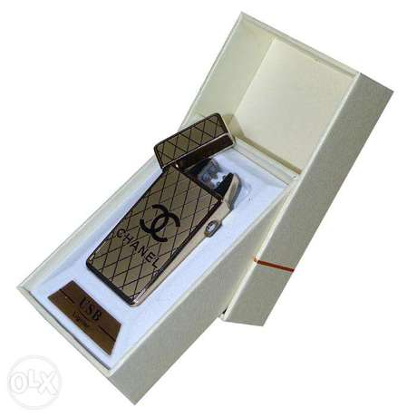 Brand New Chanel Electric Rechargeable Lighter