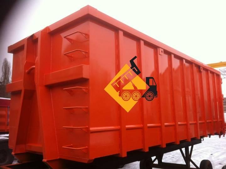 Multilift new kuzov  skip bin - 2019