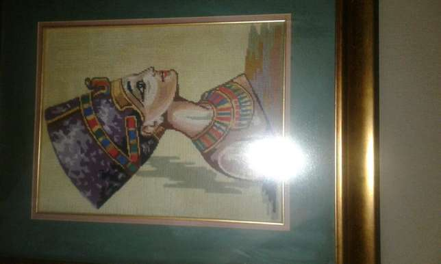 Egyptian collectable art for sale Horizon View - image 1