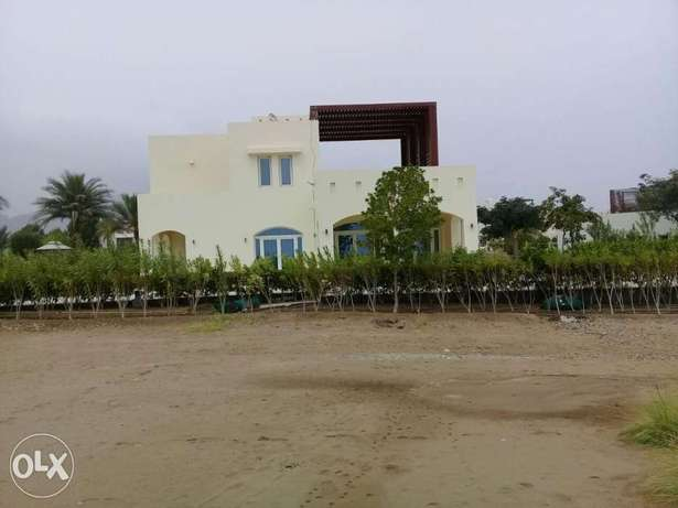 Big Single Villa for sale in Al Sifah Sea Side+Private Pool