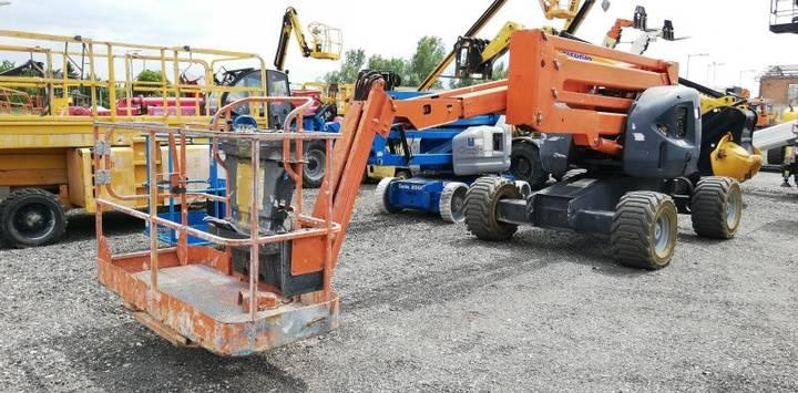 JLG 510AJ - 17,81 m, 230 kg,  4x4 - 2009