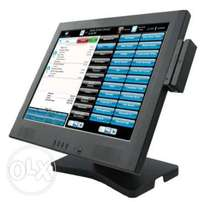 Complete touchscreen Point of Sale POS system