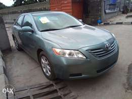 super clean toks 2008 camry lagos cleared