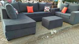 Hardwood sofas on offer