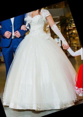 Свадебное платье ЭКСКЛЮЗИВ  2 000 грн. - Весільні сукні Одеса на Olx 9accfdf6c18c1