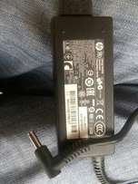 Hp chromebook laptop charger.
