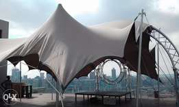 Stretch Tent Rental and Purchase