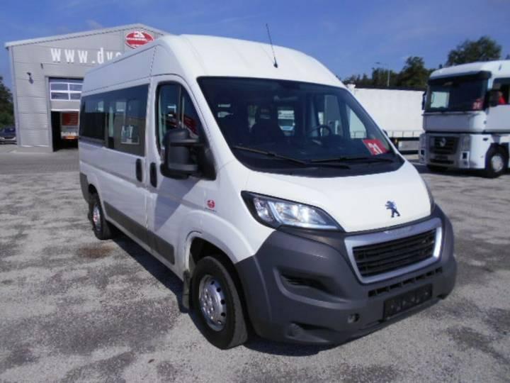 Peugeot BOXER 96KW, Manual, 9x Sitzer - 2016