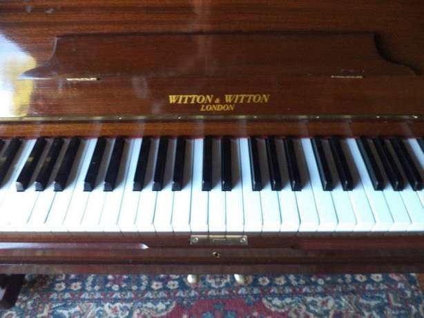 450Witton & Witton piano Worcester - image 1