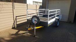 Brand new 2017 3m x 1.5m Utility's Only R11999. Now in stock