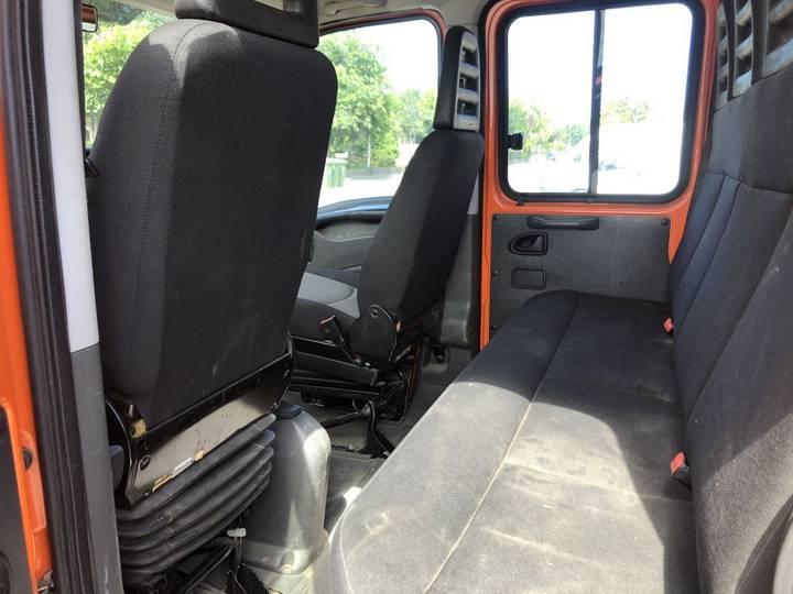 Iveco daily dub cab open laadbak airco 170pk - 2011