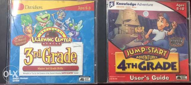 Educational CDs for children