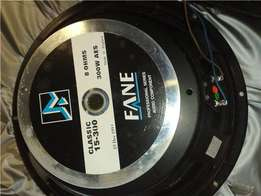 Fane Speakers