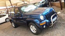 Mint condition JEEP CHEROKEE