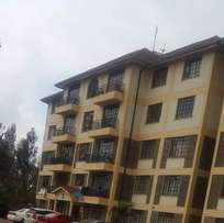 Kiambu road 3 bedrooms apatment for sale