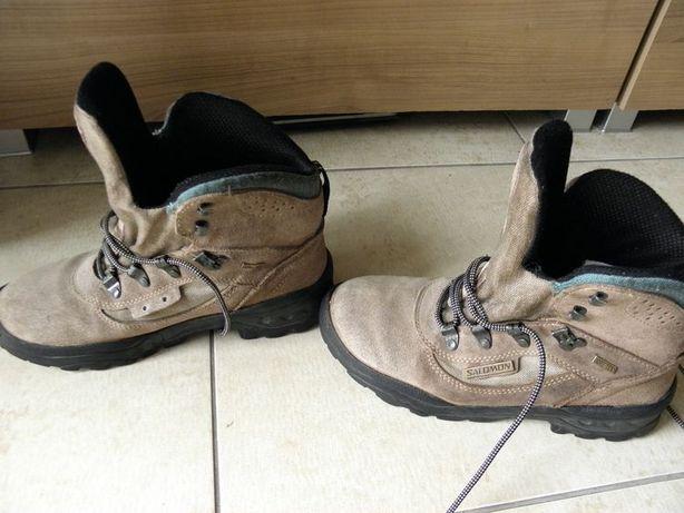 Buty trekkingowe górskie SALOMON gore tex 40 25,5 Koszalin
