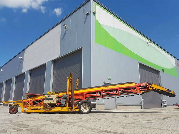 Climax Burtoukladchik  CTHV 1100 KS conveyor