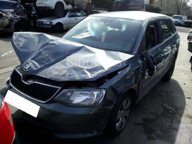 Škoda Fabia Ambition - 2017