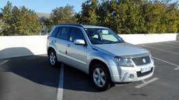 Suzuki Grand Vitara 4x4 all wheel drive