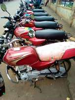 Motorcycles from as low as 1.5m
