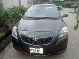 My super clean Toyota yaris 09 Nigeria used urgently for sale