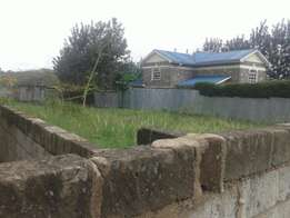 Fenced Plots for sale in Nkoroi near Smith Hotel