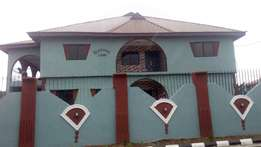 A wonderful lovely 3bedroom at ebute