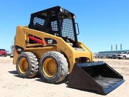 Earthmoving / mining / construction equipment Hire